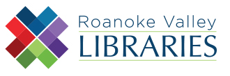 Logo for Roanoke Valley Libraries