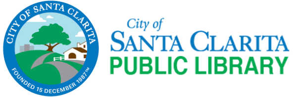Logo for City of Santa Clarita Public Library