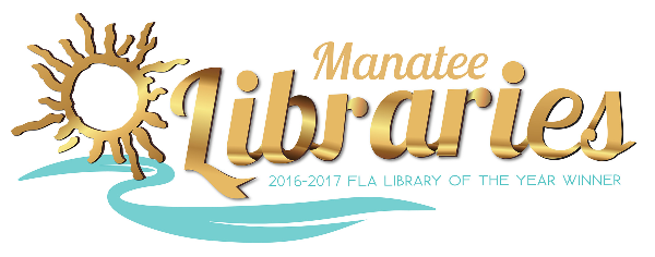 Logo for Manatee County Public Library System