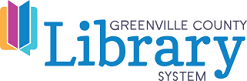 Logo for Greenville County Library System