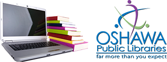 Logo for Oshawa Public Libraries
