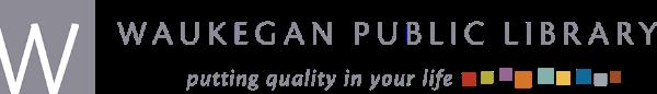 Logo for Waukegan Public Library
