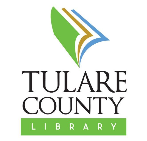 Logo for Tulare County Library