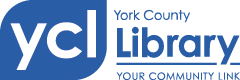 Logo for York County Library