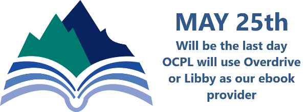 Logo for Oconee County Public Library