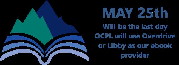 Logo for Oconee County Public Library