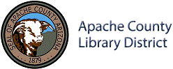 Logo for Apache County Library District
