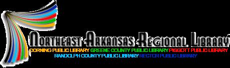 Logo for Northeast Arkansas Regional Library