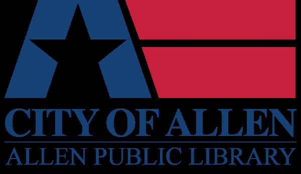 Logo for Allen Public Library
