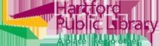 Logo for Hartford Public Library