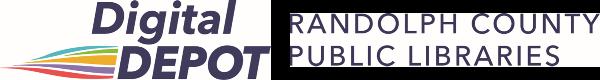 Logo for Randolph County Public Library
