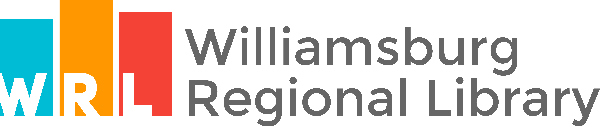 Logo for Williamsburg Regional Library