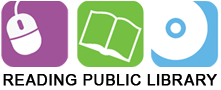 Logo for Reading Public Library
