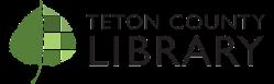 Logo for Teton County Library