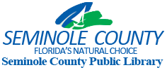 Logo for Seminole County Public Library System