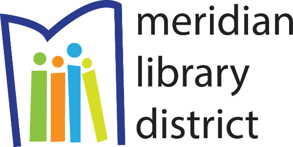 Logo for Meridian Library District