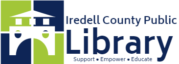 Logo for Iredell County Library