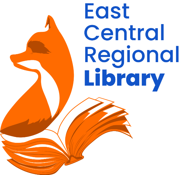 Logo for East Central Regional Library