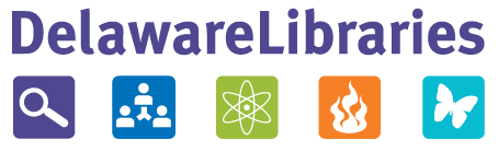 Logo for Delaware Division of Libraries