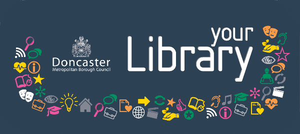 Logo for Doncaster Libraries