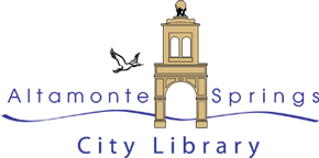 Logo for City of Altamonte Springs Library