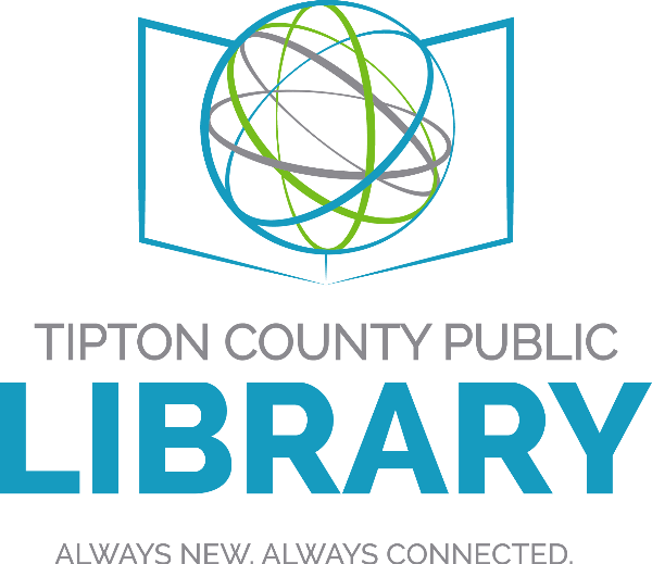 Logo for Tipton County Public Library