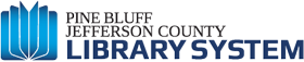Logo for Pine Bluff Jefferson County Library System