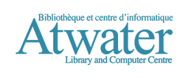 Logo for Atwater Library and Computer Centre