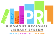 Logo for Piedmont Regional Library System