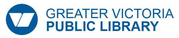 Logo for Greater Victoria Public Library