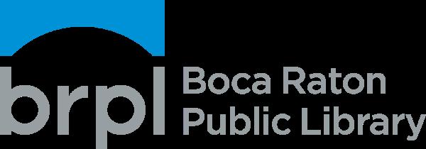 Logo for Boca Raton Public Library