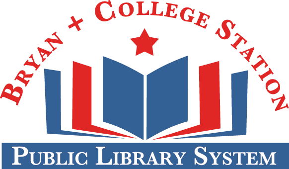Logo for Bryan and College Station Public Library System