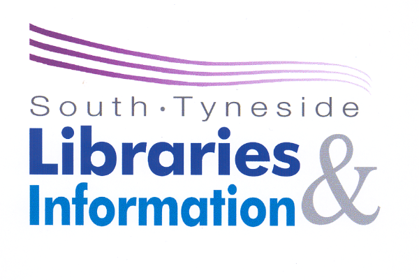Logo for South Tyneside Libraries