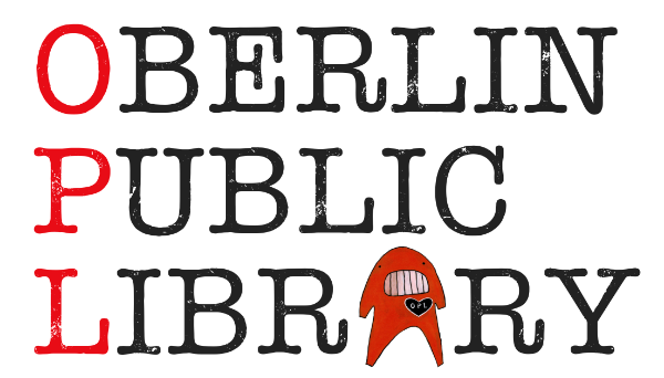 Logo for Oberlin Public Library