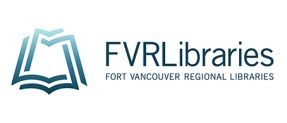 Logo for Fort Vancouver Regional Library District