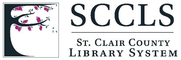 Logo for Saint Clair County Library