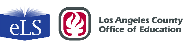 Logo for Los Angeles County Office of Education