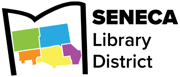 Logo for Warren Library Association