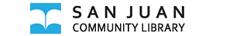 Logo for San Juan Community Library