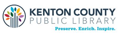 Logo for Kenton County Public Library