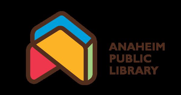 Logo for Anaheim Public Library