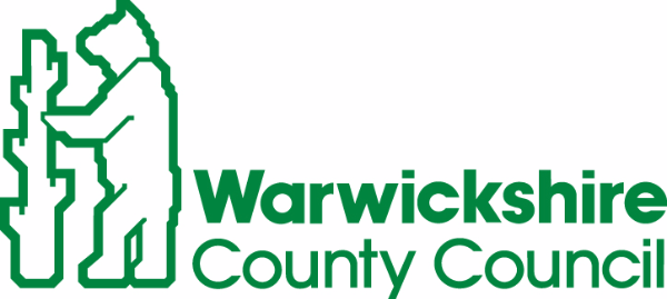 Logo for Warwickshire Library and Information Service