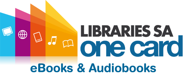 Logo for South Australia Public Library Services