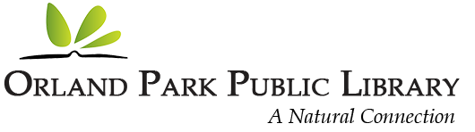 Logo for Orland Park Public Library