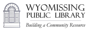 Logo for Wyomissing Public Library