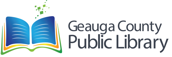 Logo for Geauga County Public Library
