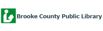 Logo for Brooke County Public Library