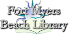 Logo for Fort Myers Beach Public Library