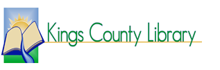 Logo for Kings County Library