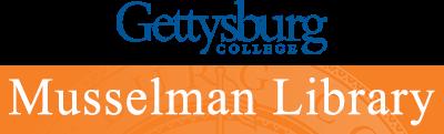 Logo for Gettysburg College